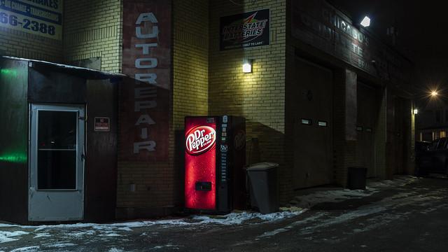 Night Vendor