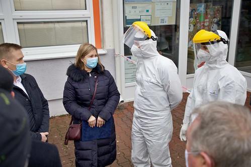 Poľsko pomáha aj vŽilinskom kraji sceloplošným screeningom