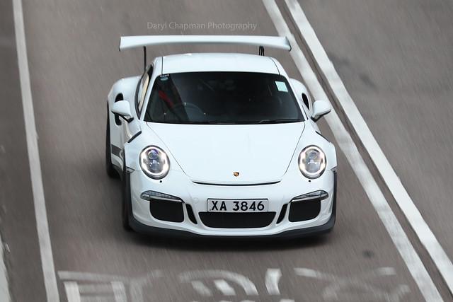 Porsche, 991 GT3RS, Central, Hong Kong