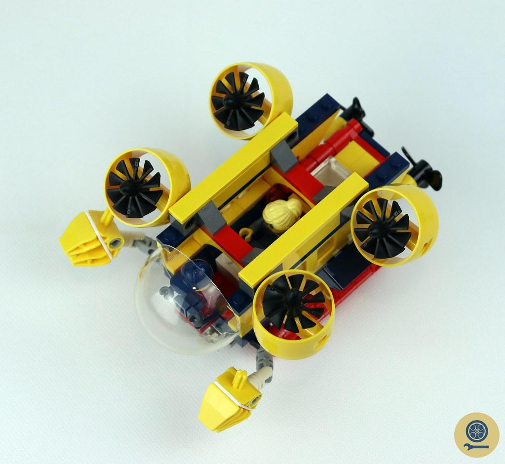 60264 Ocean Exploration Submarine 6