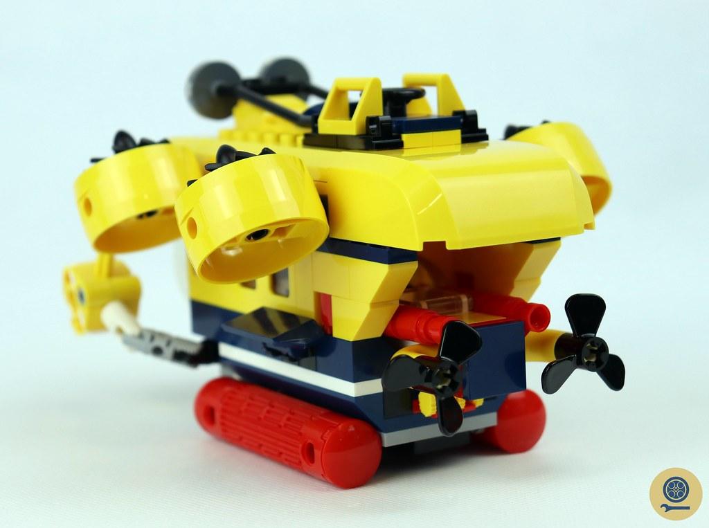60264 Ocean Exploration Submarine 5