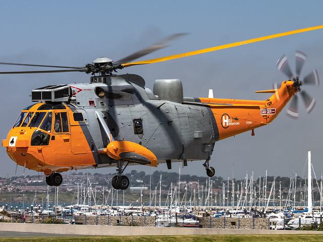 HeliOperations | Westland Sea King HU.5 | XV666