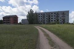Pamestas daudzstāvu daudzdzīvokļu ēkas, 22.06.2020.
