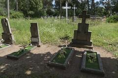 Katoļu kapos, 22.06.2020.