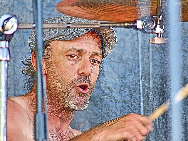 Musician.... photoshopped