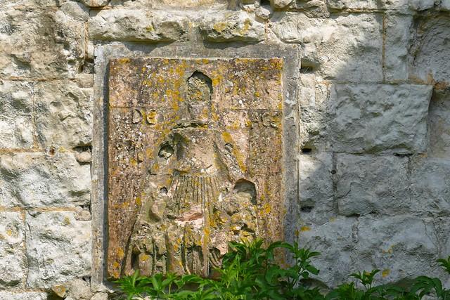 Bas-relief de saint Louis