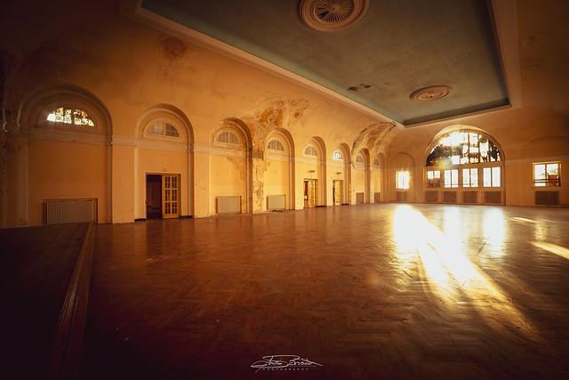 Fechthalle und Festsaal