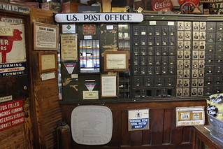 Mast General Store Post Office, Valle Crucis, NC