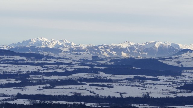 Säntis Swiss Alps Switzerland