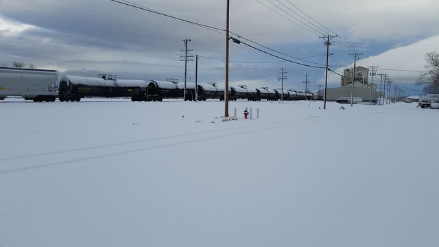 Fernley in the Snow