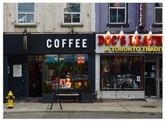 Coffee & Doc's Leather
