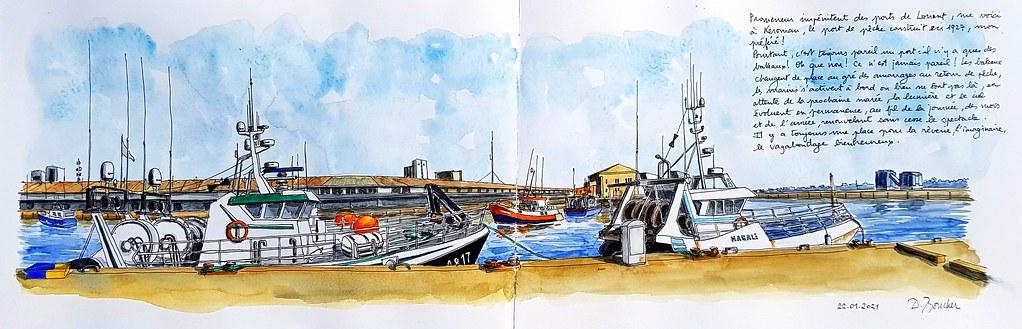 Port de Keroman - Lorient