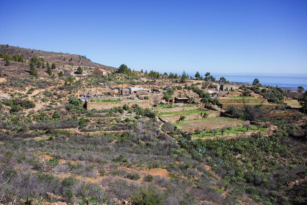 Casas-cueva en Las Vegas en Tenerife