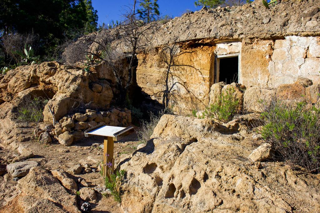 Casa-cueva en Las Vegas en Tenerife