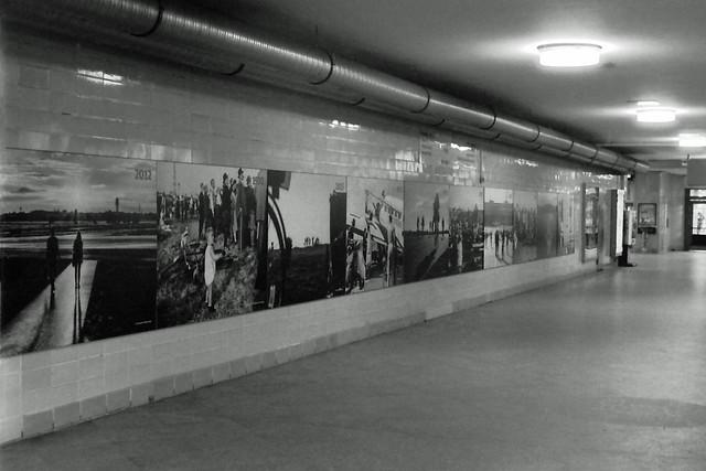 Bildergalerie S+U-Bahnhof TEMPELHOF 22.1.2021