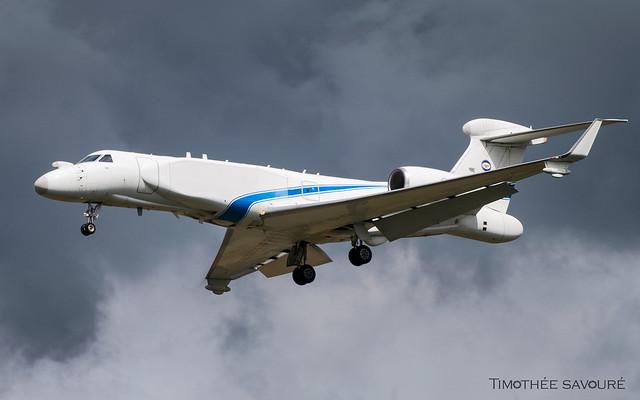 QOE | Israel Air Force Gulfstream G550 'Nachshon' - Eitam | 569