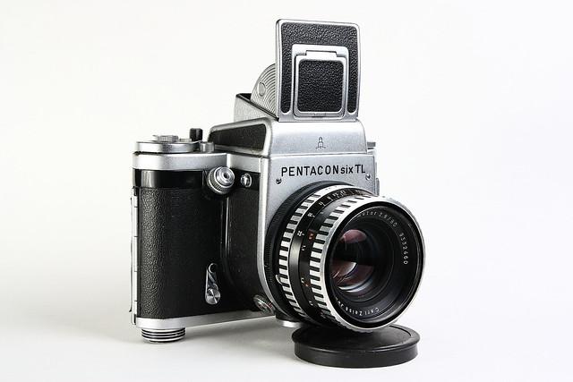 Pentacon six TL 1969