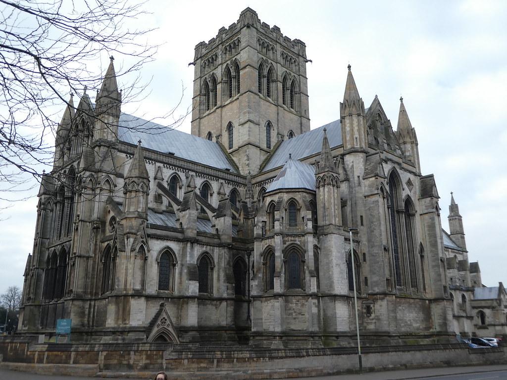 St. John the Baptist Catholic Cathedral, Norwich