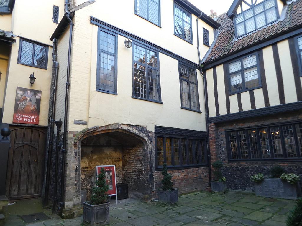 Stranger's Hall, Norwich