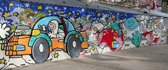 Barcelona Street Art_ 2021_05_Camil Escruelas_Arnau Gallery