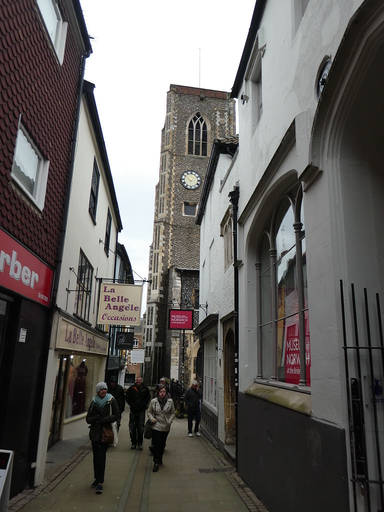 Museum of Norwich at The Bridewell