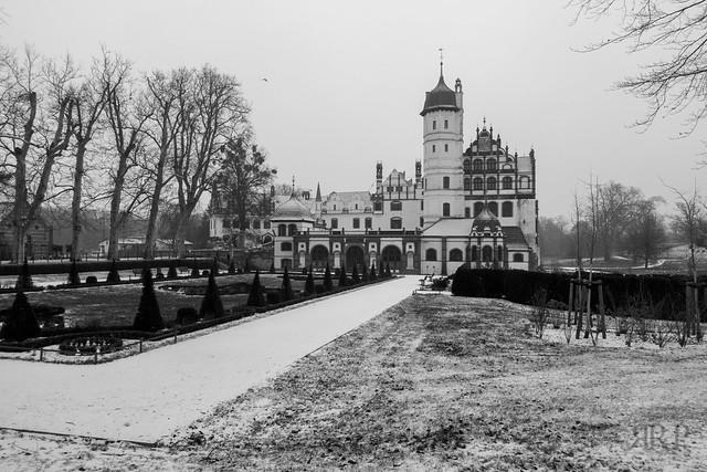 Germany, Schloss Basedow