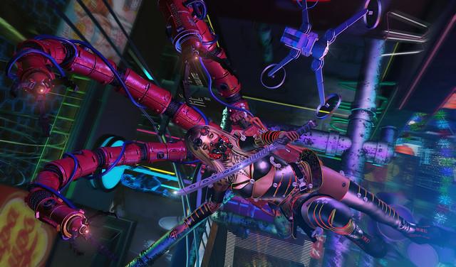 Bionic Resurgence