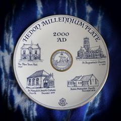 Hedon Millennium Plate
