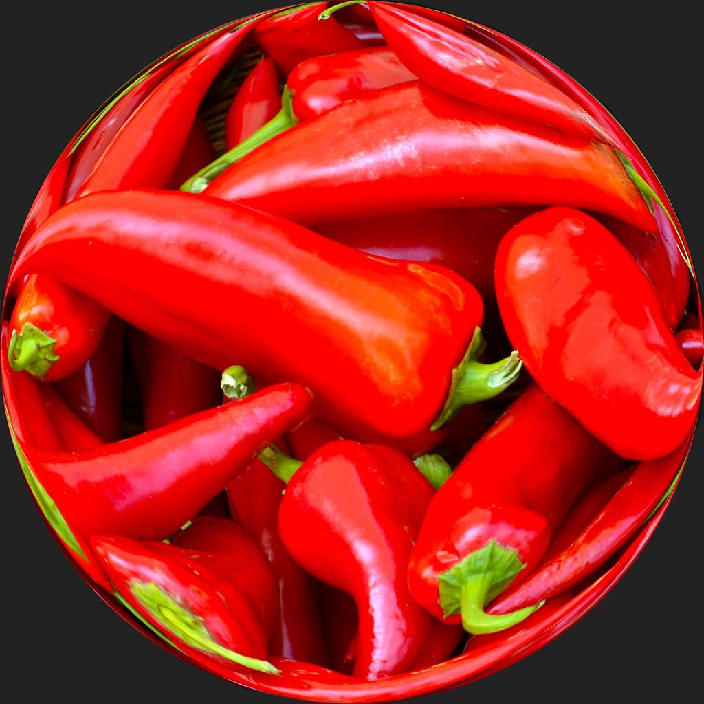 Red Pepper Ball
