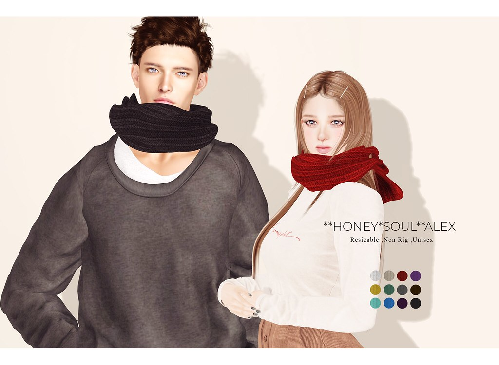 **Honey*Soul**Knit Sc・・・