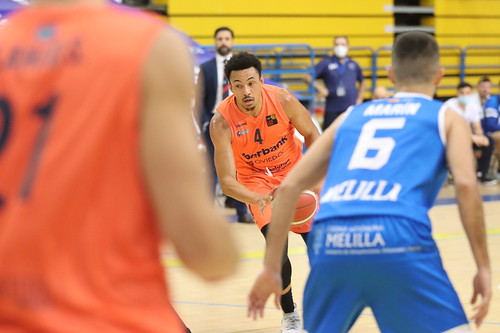 Melilla Sport Capital vs Liberbank Oviedo (Foto CMB) (12) | by Baloncesto FEB