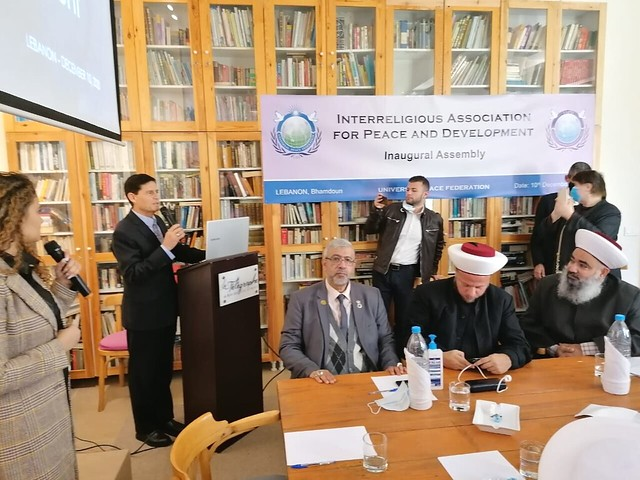 Lebanon-2020-12-10-Faith Leaders Launch IAPD in Lebanon