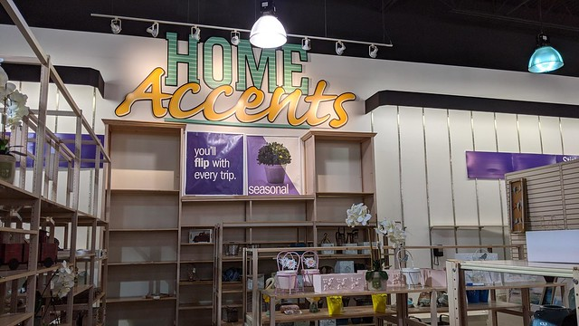 Home Accents, now in Ultra 4K HD LMNOP