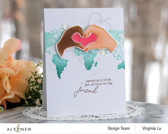 01242021-A Little Bit of Love-World Map Stamp Set -001