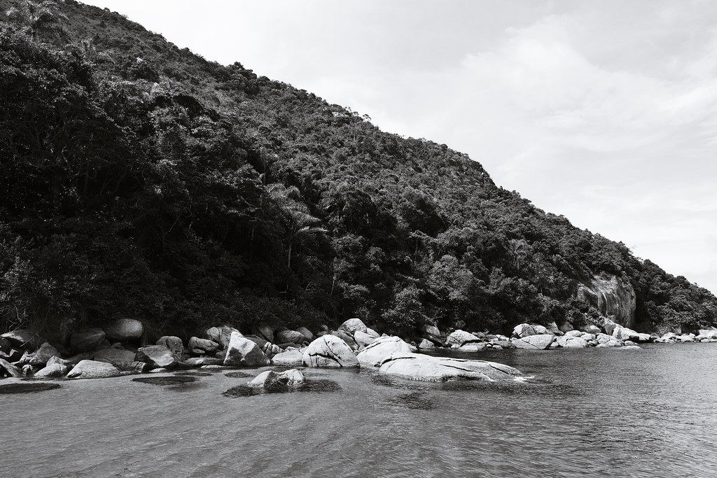 Praia dos Meros - Ilha Grande RJ