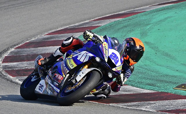YAMAHA / JUAN JOSE  NUÑEZ / ESP / SP57 RACING TEAM