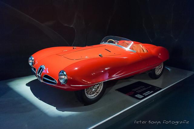 Alfa-Romeo Disco Volante - 1952