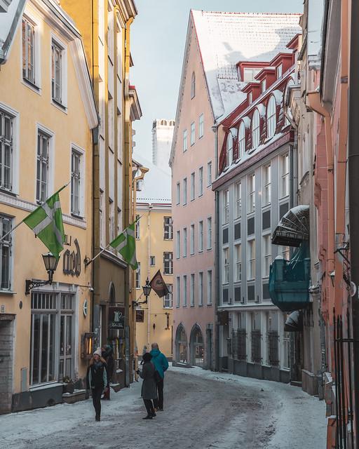 Tallinn   |   Rataskaevu