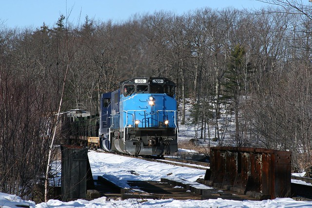 Pan Am Railways ED-NA Gardner, MA