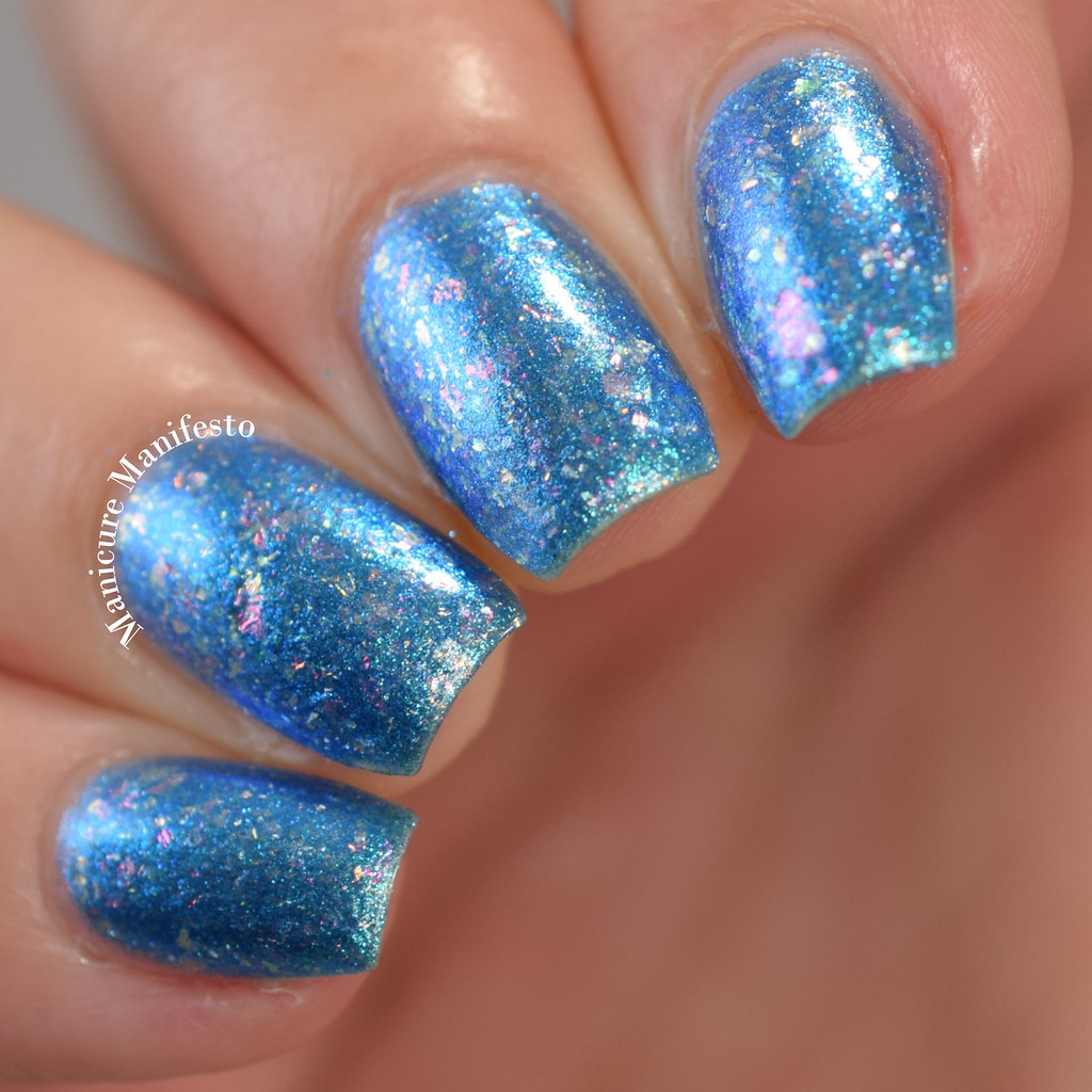 Paint It Pretty Polish Hibernation review