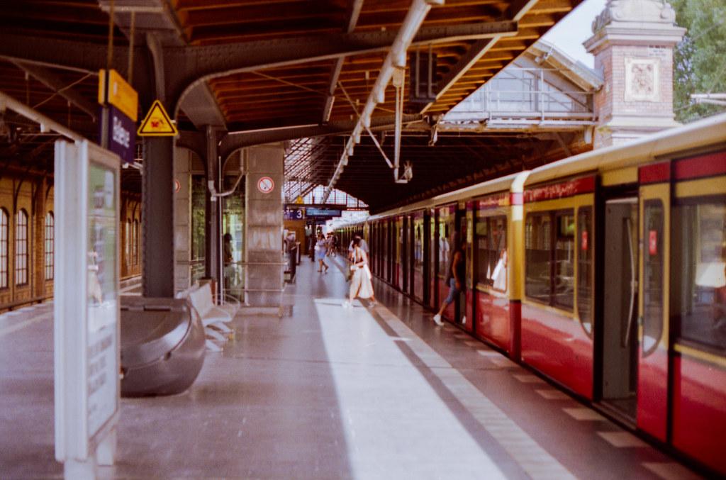 Stazione Bellevue - Berlino