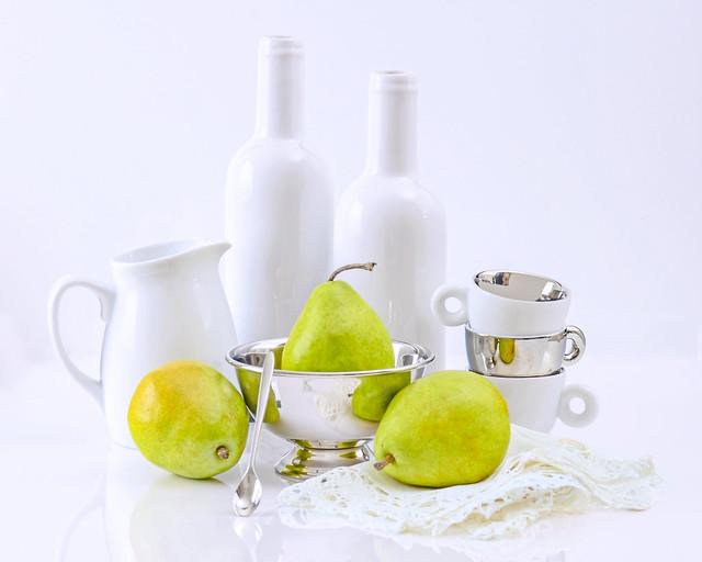 Three Perfect Pears