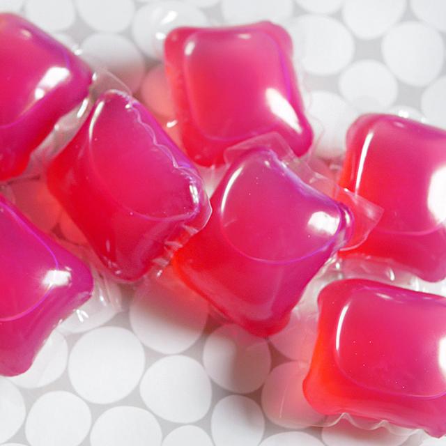 P&G 柔軟剤入り洗剤ボールド ジェルボール ロハコ サンプル