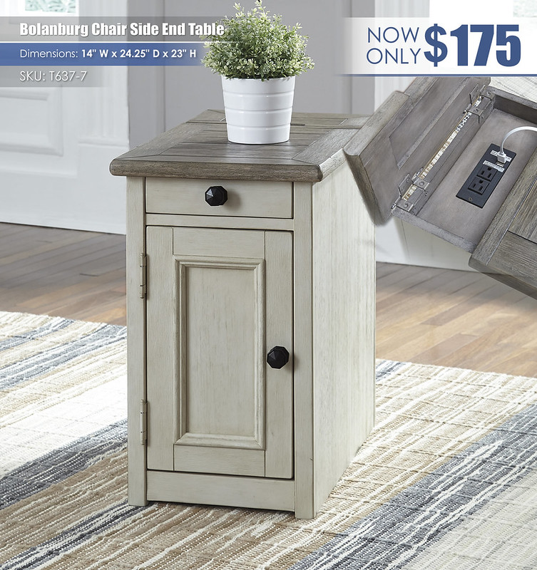 Bolanburg Chairside End Table_T637-7_Update
