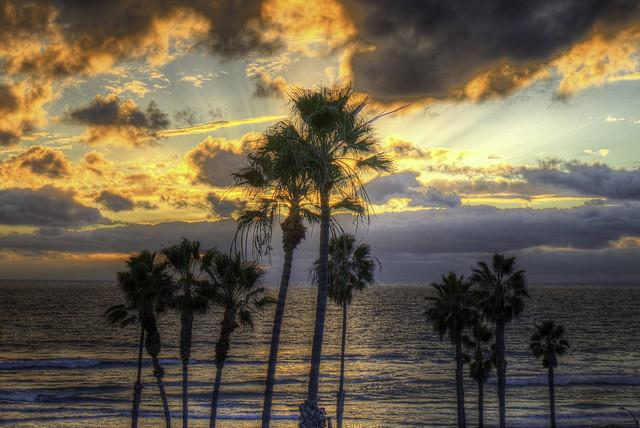 O'Side Beach Sunset 30-1-22-21-70D-24X70mm