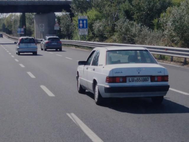 Mercedes Benz 190E 1.8