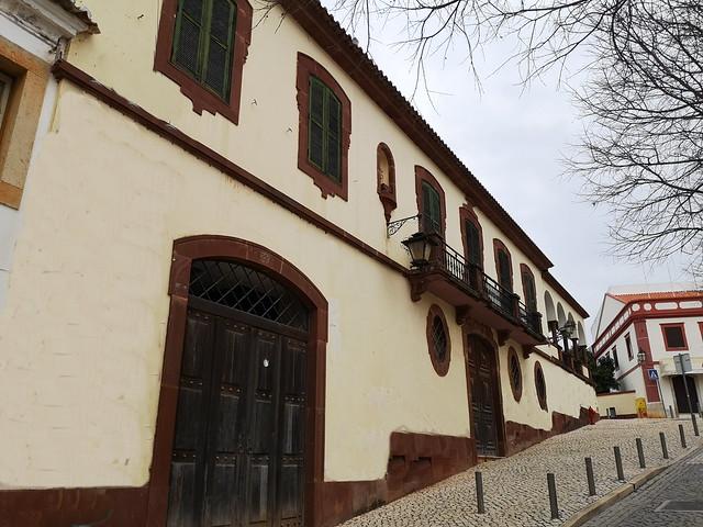 edificios y calles de Silves Algarve Portugal 05