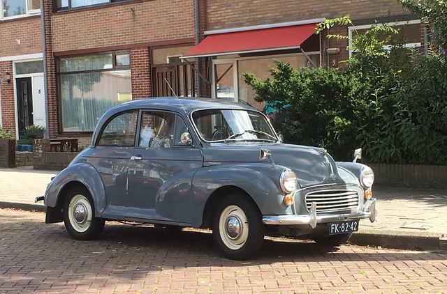 1961 Morris Minor FK-82-42