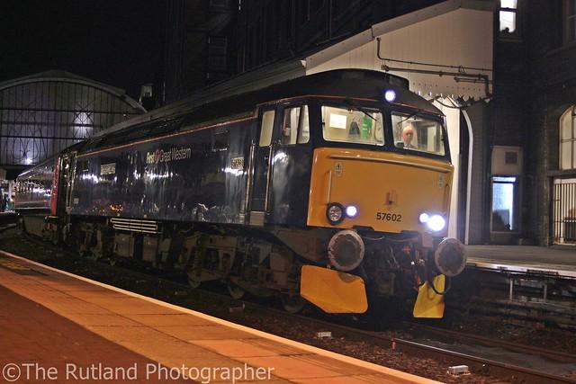 57602 1C99 London Paddington to Penzance