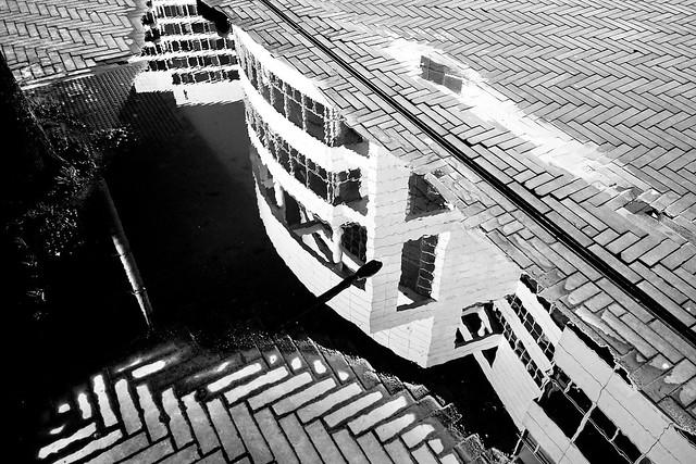 Stadhuis in reflectie